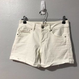 American Eagle Outfitters Denim Stretch Shorts 0